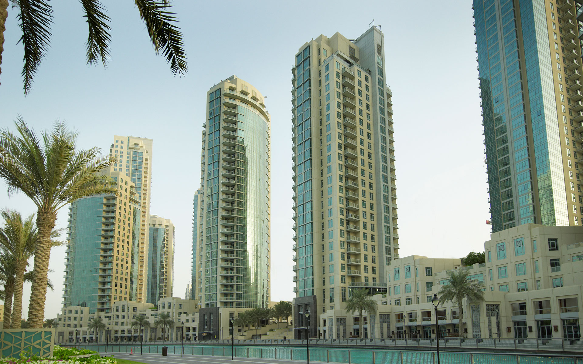 2 Bedroom Apartments For Sale In Burj Residence 1